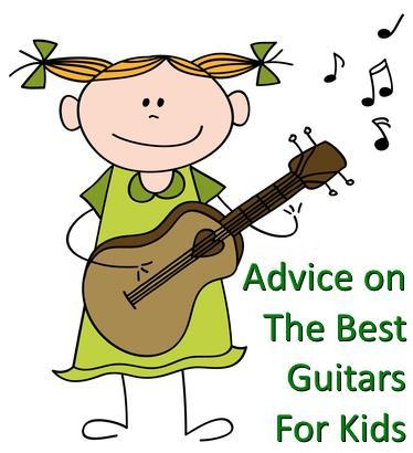 Advice on the best guitars for kids